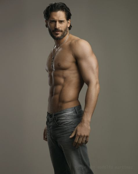 Team Alcide: True Blood Gifts