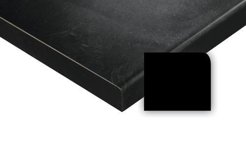 Customcraft Countertops 6 Basalt Slate Left Miter Laminate Countertop Laminate Countertops Countertops Basalt
