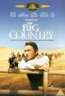 """Another great Western with lots of great stars--Gregory Peck, Charlton Heston, Jean Simmons, Burl Ives, Chuck Connors and Charles Bickford.  A """"must see""""."""