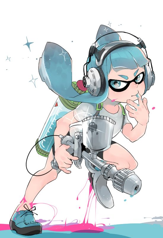Inkling | Splatoon
