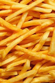 french fries <3 <3