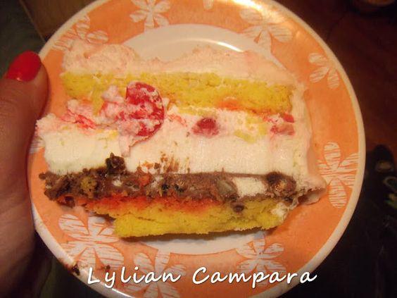 Culinária-Receitas - Mauro Rebelo: Bolo de Aniversário