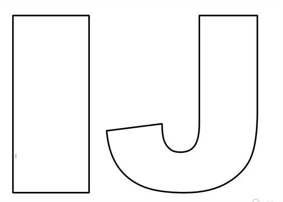 Letras Goticas Para Imprimir: Moldes De Letras Grandes Para Imprimir