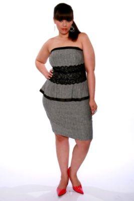 Google Image Result for http://www.fabcrush.com/wp-content/uploads/2009/05/grey-herringbone-lace-trim-peplum-tube-dress.jpg