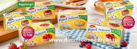Buono sconto Yougurt pasticceria Galbani - DimmiCosaCerchi.it
