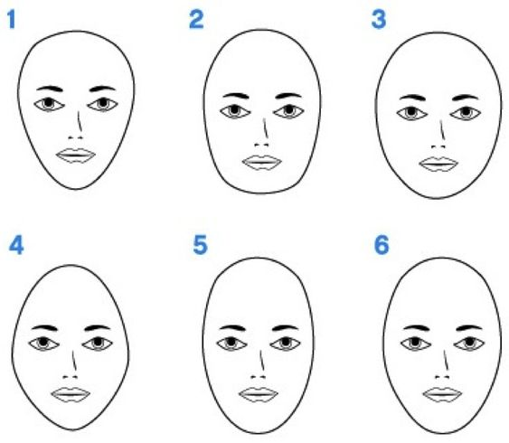 Excellent For Women Face Shapes And Unique Hairstyles On Pinterest Short Hairstyles Gunalazisus