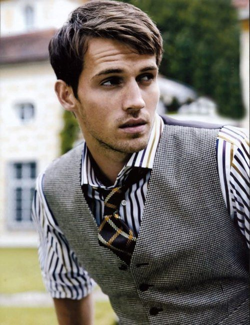 : Striped Shirts, Men S Fashion, Mixed Patterns, Mens Fashion, Mensfashion, Boy, Hair