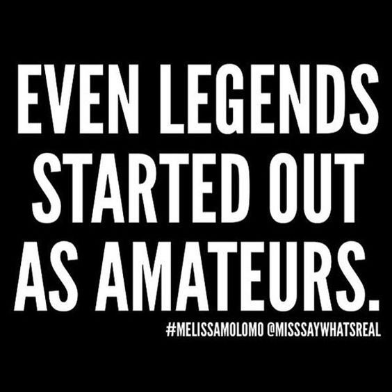 Everyone had a beginning... Your journey is contingent upon the work you put in  Remeber everyone's journey doesn't look the same. Never wish for anyone else's success because you don't know what they had to go through to get to where they are today. #startsomewhere #createyourownlane #begin #grow #waitonit #moveatyourownpace #forgetthehaters #dontgiveup