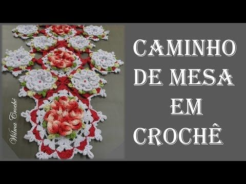 Wilma Crochê - YouTube