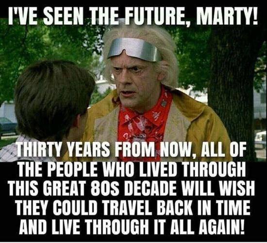 Pin By April Addington On Back To The Future Life Moves Pretty Fast Future Memes Haha Funny