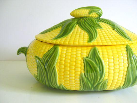 Vintage Corn 87
