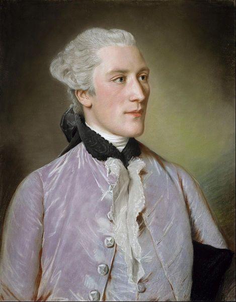 Jean-Louis Buisson-Boissier 1762/1766, by Jean-Étienne Liotard (1702-1789)