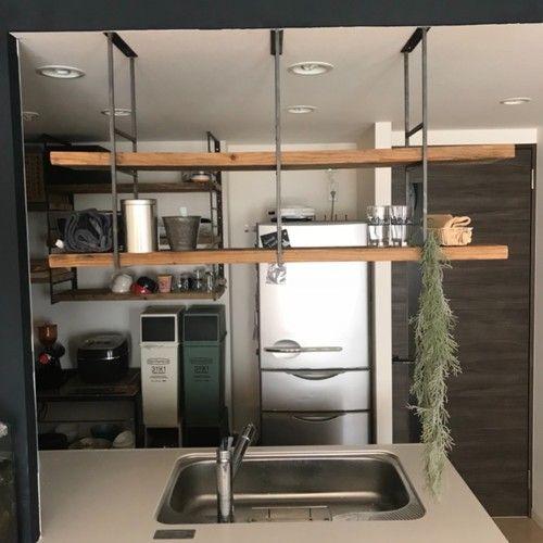 67 Hanging Shelf A Type 3台以上ご注文で送料無料 吊棚 吊り戸棚