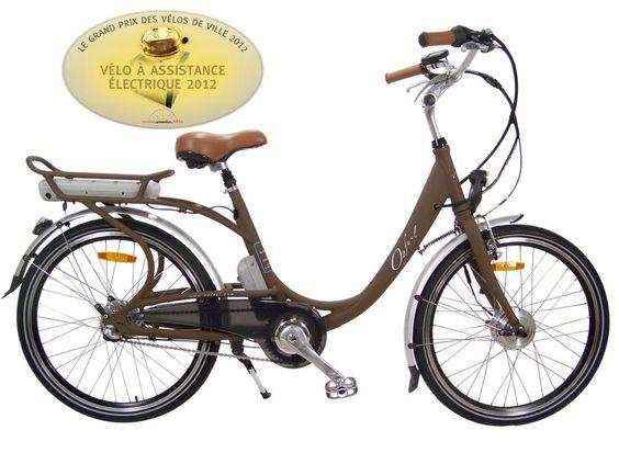 Vélo électrique Valdo O2feel / e bike