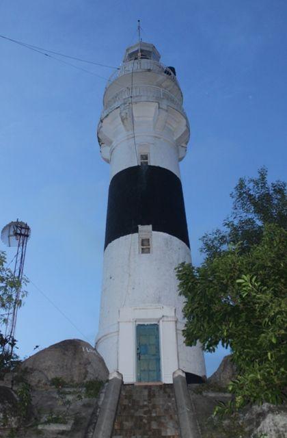 Ngọn hải đăng cổ kính