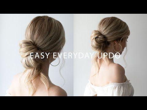 Pin By Katerina Plakhonina On Hair I Think Yes Updo Hairstyles Tutorials Long Hair Styles Hair Styles
