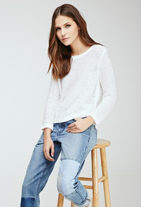 Loose-Knit Sweater