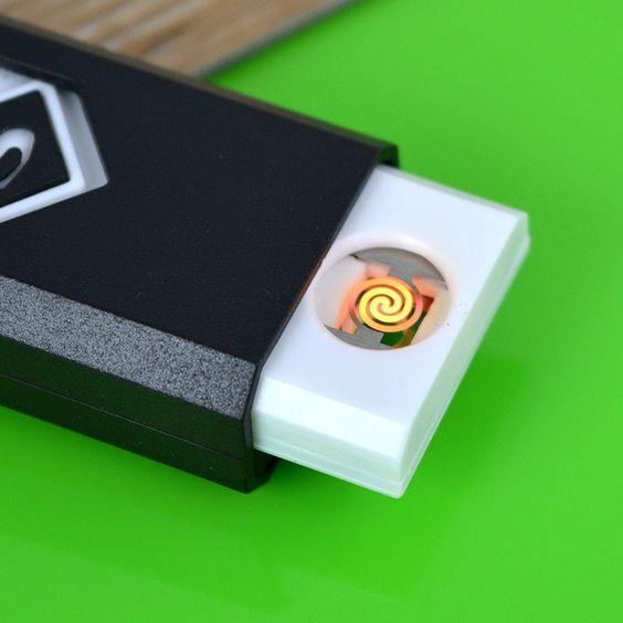 USB Electronic Flameless Lighter