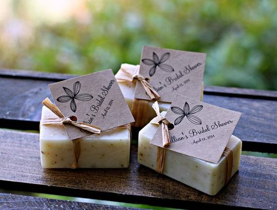 Bridal Soap Minis Favors 25