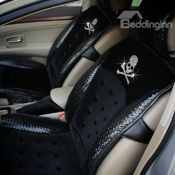 Seat Covers Skulls And Lol On Pinterest