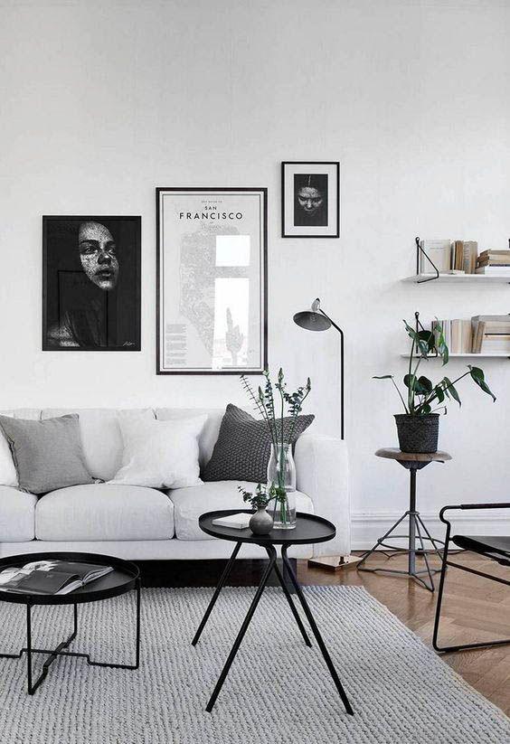 15 Dreamy Minimal Interiors Room Interior Living Room Designs