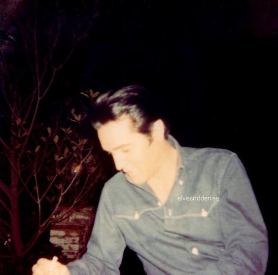 Elvis–April-13-1968-Candid-colour-Los-Angeles-from-... - Elvis never left