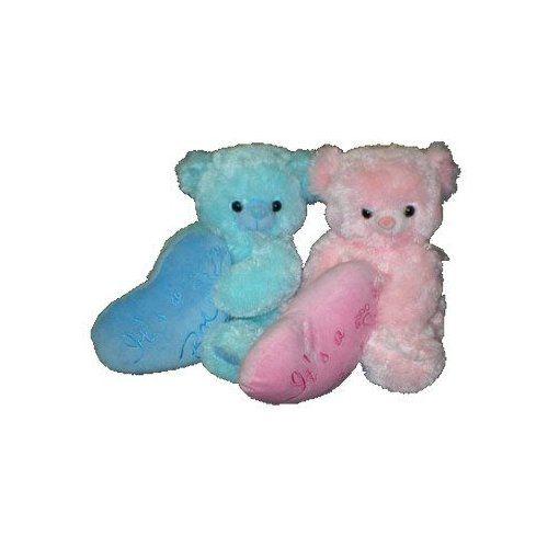 "11"""" It's a Boy & Girl Stuffed Bears Case Pack 12    Brand: DDI  Condition: new  Price: $96.40 #TeddyBears #kidstoys"