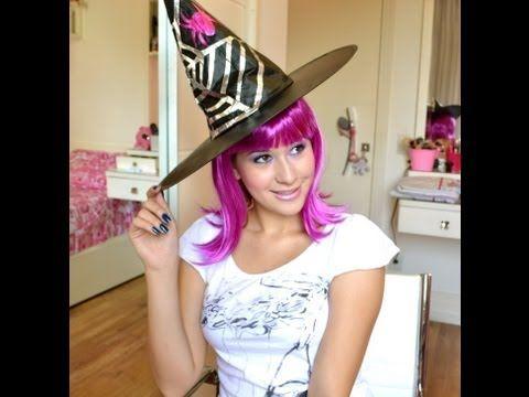 Agora sou uma bruxa boa com o cabelo roxo! hahaha [youtube=http://www.youtube.com/watch?v=Pn9LAMjyDrU] Lista de produtos usados: Base HD – Make Up For Ever MSF Natural – MAC Primer de olhos...