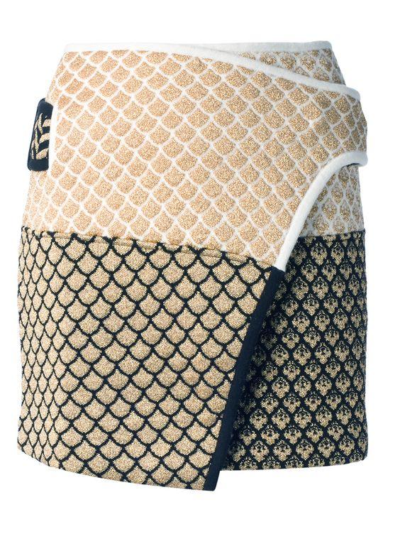 Kenzo Patterned Skirt