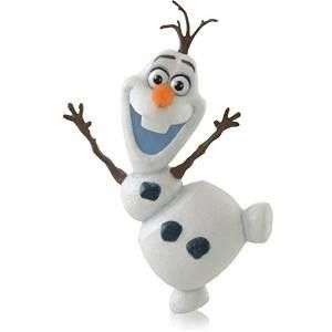 This guy will make you smile! Olaf Disney Frozen 2014 Hallmark Keepsake Ornament