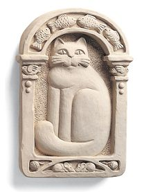 For the Cat Lovers!  - More @ Garden Fountains & Outdoor Decor link @ www.greenearthdealsonline.com