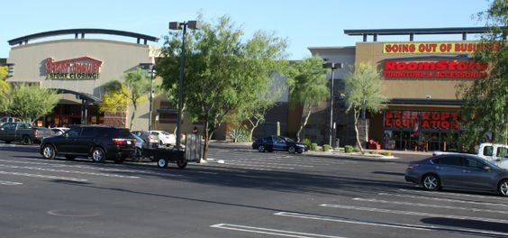 Three large #bigboxstores with a major presence here in Arizona are in the process of closing their doors for good. What led to their departure from the marketplace? How will stores like these stay afloat going forward?