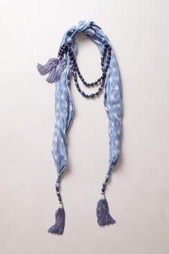 ShopStyle.com: Neoscarf Necklace Anthropologie
