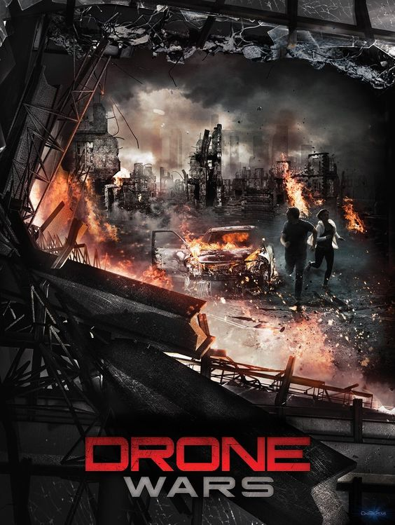 Drone Wars (BluRay)