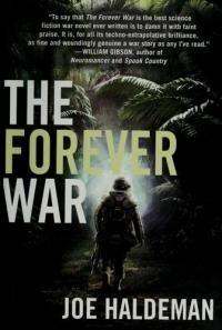 The forever war by Joe Haldeman, BookLikes.com #books