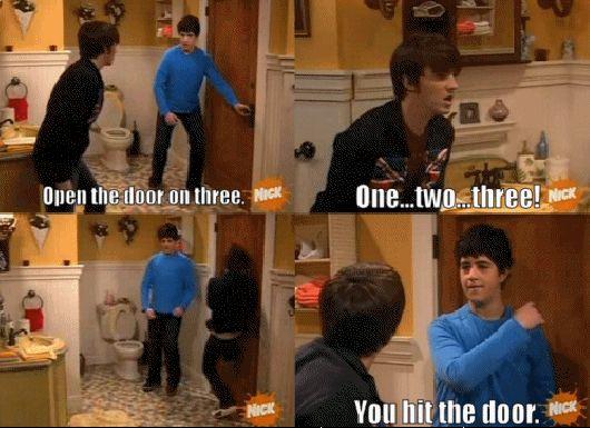 Drake and Josh :)
