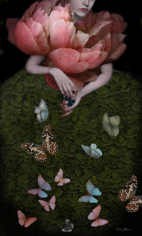 Cazadora de mariposas - Daria Petrilli