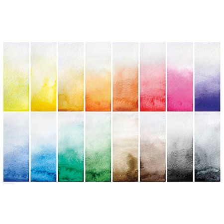 Home Poster Wall Bold Colors Color