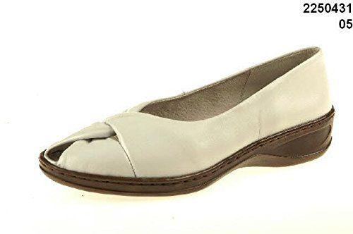 Granit, 225043105, Größe 6, Weiß - http://on-line-kaufen.de/jenny/39-jenny-catania-damen-pumps