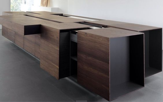 Products on pinterest for Minotti cucine outlet
