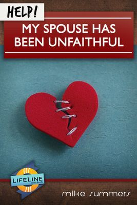 Help! My Spouse Has Been Unfaithful.You never dreamed this would happen. You don't know what to do. The emotions you are feeling are intense. You stand at a crossroads: the decisions you make now will impact the rest of your life. This little book can assist you as you navigate your way through this painful time. The perspective and hope offered here come from God's Word. What God has to say to you in your crisis is powerful and practical.