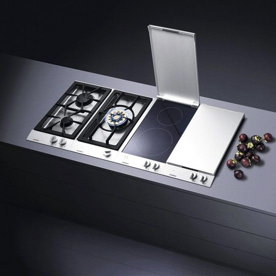 gaggenau kitchens | VI 230 hob from Gaggenau | 10 of the best induction hobs | Kitchen ...