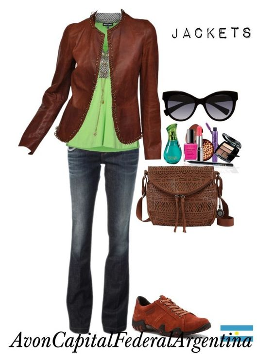 """""""Jackets"""" by avon-capital-federal-argentina ❤ liked on Polyvore featuring Gucci, ALLROUNDER, Avon, The Sak and Dolce&Gabbana"""