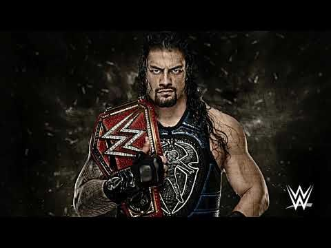 Wwe The Truth Reigns Roman Reigns Theme Song 2018 Wwe Superstar Roman Reigns Roman Reigns Wwe Roman Reigns