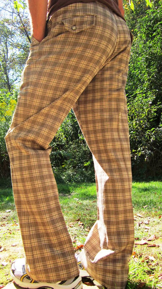 Pants, Rockers and Plaid on Pinterest