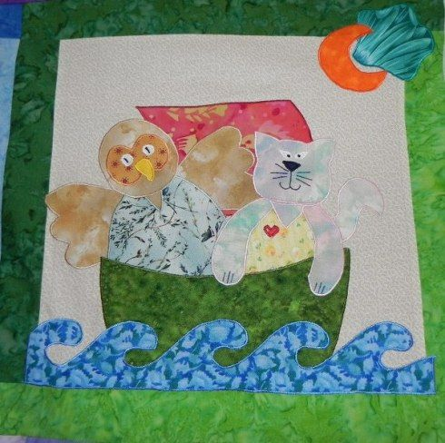 Fun quilt the owl and the pussycat pinterest quilt and fun