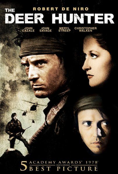 """LIMITED RUN! THE MASTERPIECE! """"The Deer Hunter"""" (1978) 