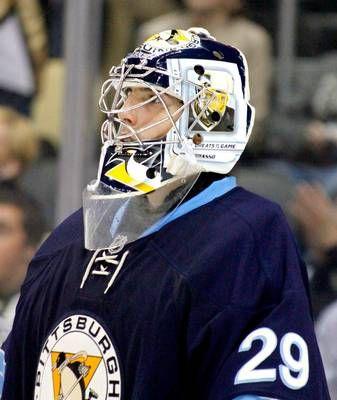Marc-Andre Fleury - Pittsburgh Penguins