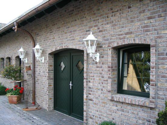 Stadtvilla klinker grau  Klinkerausstellung Detail - Klinker Verblender, Dämmklinker ...