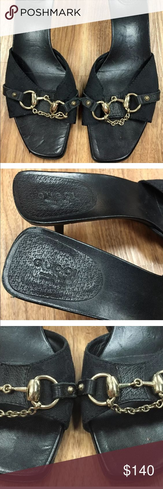 Gucci shoes(Reserved) Beautifully kept Gucci in excellent condition Gucci Shoes Sandals